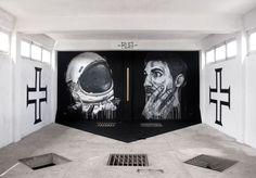 STREET ART AXA PORTO @ EDIFÍCIO AXA – AV. ALIADOS, 30 ABR – 1 JUN.