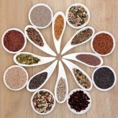 What Seed Is Right For YOU? Big nutrition can come in the tiniest packages, especially if that package is a seed. A super combo of healthy fats, protein, fiber, vitamins, and minerals, seeds are miniature workhorses. Match the perfect seed to your needs with this quick guide. FLAX SEEDS –