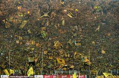 BVB - die Gelbe Wand