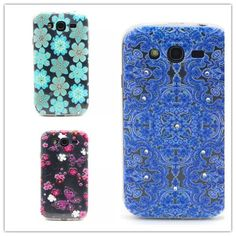 Ultra Slim Crystal Diamond Bling Embossed 3D Funda Coque TPU Soft Phone Case For Samsung Galaxy Grand Neo I9060 Grand Duos I9082 //Price: $US $2.04 & FREE Shipping //     #ipad