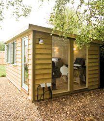Hut Garden Offices :: Garden Office Gallery
