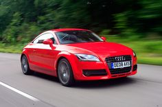 The Audi TT is a car that's genuinely fun to drive and accessible to all