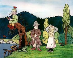 Grandma Moses, Henri Rousseau, Naive Art, Illustrators, Scary, The Past, Creatures, Drawings, Poster