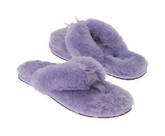 UGG 5304 Baby Purple Fluff Flip $56.35  Product Name: UGG 5304 Baby Purple Fluff Flip    Product Code: UGG 5304    Product Color: Baby Purple      Description  Fluff up your look with these whimsically chic sandals from Ugg.  Soft deep pile sheepskin upper in a casual flip flop thong sandal style, with a soft webbing toe thong post, stitched front overlay detail and petite sheer bow accent.  Soft sheepskin lining, cushioning sheepskin topped footbed with Ugg logo tag.  Flexible midsole…