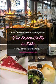 Meine Lieblingscafés in Köln - Die besten Cafés der Domstadt. #köln