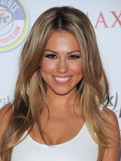 light brown...if i ever go brunette it will be this color. so tempting
