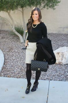 Take a look at the best business casual outfits for work in the photos below and get ideas for your work outfits! 30 Chic and Stylish Interview Outfits for Ladies Style Work, Mode Style, Business Casual Outfits, Office Outfits, Business Attire, Stylish Outfits, Business Chic, Winter Office Outfit, Classy Outfits