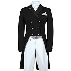 Pikeur Jersey Dressage Shadbelly - Equestrian Show Coats from SmartPak Equine