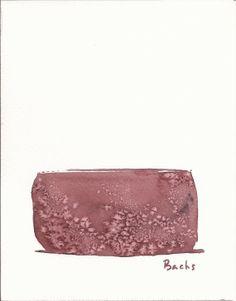 Scarlet Bowl by Artbachs on Etsy, €14.80