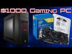 $1000 PC Build Guide - December 2014 - http://cpudomain.com/memory/1000-pc-build-guide-december-2014/