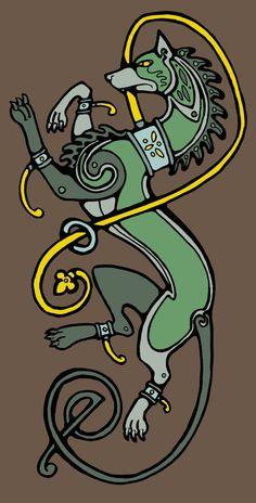 c.Fenrir Redesign by mernolan.deviantart.com on @deviantART