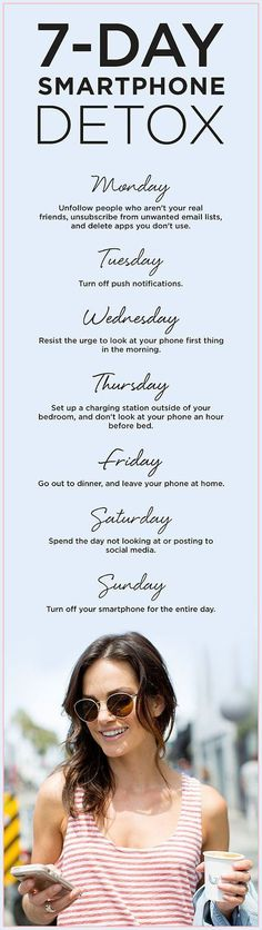 smart phone detox image only