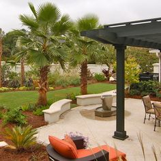 Tropical Backyard Landscaping Design Ideas, Pictures, Remodel, and Decor