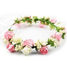 thin wedding flower wreath centrepiece - Google Search