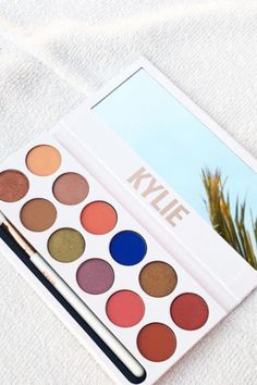 Why Kylie's Newest Eye Shadow Palette Is Her Most Lustworthy Yet