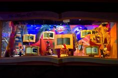 "Photograph: Nadia Chaudhury    Macy's holiday windows 2012: ""The Magic of Christmas"""