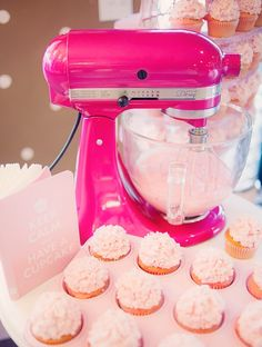 KITCHEN AID IS THE BEST & IN PINK!