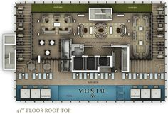 Resultado de imagen de typical boutique hotel lobby floor plan