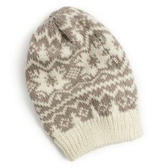 SLOUCH BEANIE | MUK LUKS® Heritage Sweater Weather Collection