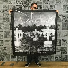 Defeater 'Letters Home' Banner
