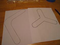 australian boomerang template - 1000 images about australia on pinterest australian