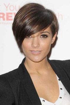 25 Good Asymmetrical Bob Haircuts   Bob Hairstyles 2015 - Short Hairstyles for Women