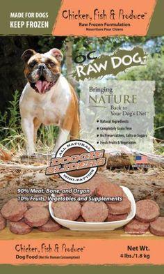 OC Raw Dog Recalls Dog Food Due to Risk of Listeria | April 2018