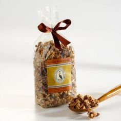 Gift Packaging Ideas: Granola (Granaddict) Gift Packaging