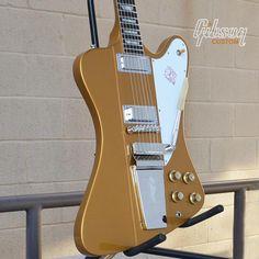 Gibson Custom - Firebird V - Gold