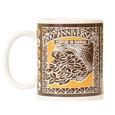 "Hawaii Coffee Association ""200th Anniversary"" Mug~11oz"
