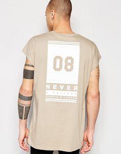 Αυτή την ευκαιρία δεν πρέπει να την χάσεις ASOS Oversized Sleeveless T-Shirt  With c21a30f39d314