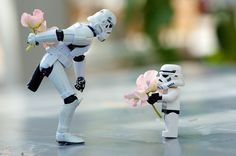 Adorable A Day in the Life of a Star Wars Clone by Mike Stimpson Stormtrooper Action Figure, Lego Stormtrooper, Starwars Lego, Star Wars Clone Wars, Lego Star Wars, Minions, Lego Memes, Star Wars Jokes, Lego Worlds