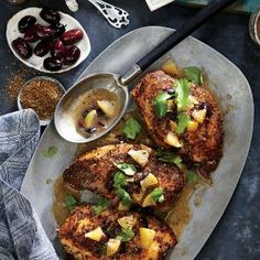Chicken with Preserved Lemon Recipe