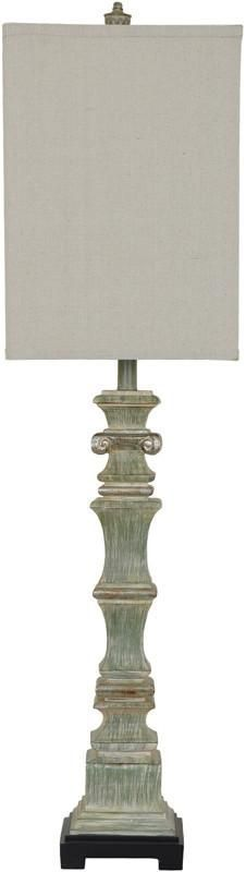 Crestview Collection CVAVP305 Alegre Table Lamp 11.5/11.5 X 11.5/11.5 X 16
