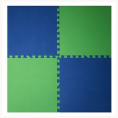 Navy and Green X Anti-Fatigue Interlocking Mats Pack) Interlocking Mats, Navy And Green, Cool Kids, Products, Gadget