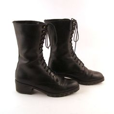 Image result for 1980's lace up high heels