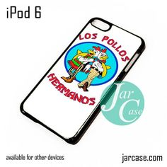 los pollos hermanos breaking bad iPod Case For iPod 5 and iPod 6
