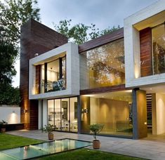 stunning house with a modern touch