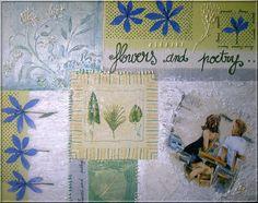 Le collage de serviettes sur un objet donne l'effet qu'il a été peint à la main.      Toute sortede supports peuvent être décorés : pier...
