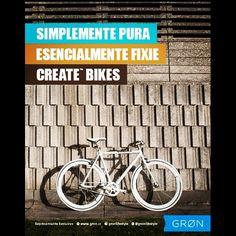 Cliente: GRØN  Producto: Create Bikes  @gronlifestyle \ Ph: @mauropiz