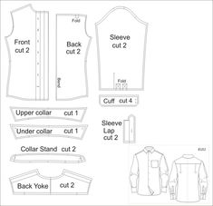 Inspiration Picture of Men's Shirt Sewing Pattern Inspiration Picture of Men's Shirt Sewing Pattern Men's Shirt Sewing Pattern Exclusive Vado Designs Made To Measure Modern Fit Mens Shirt Mens Sewing Patterns, Sewing Men, Sewing Shirts, Simplicity Sewing Patterns, Sewing Clothes, Clothing Patterns, Pattern Sewing, Shirt Patterns, Diy Clothing