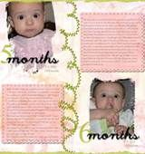 Baby Scrapbook Layout Ideas - Bing Images