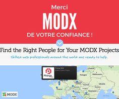 Pitanga Web est officiellement devenue MODX professional. Merci à MODX de leur confiance en nous ! #developpementweb #webdeveloper #CMS #opensource #CMSopensource #agenceweb #webdesign #MODX