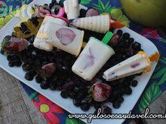 Picolé Cremoso de Coco