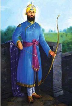 Sant Sipahi Guru Gobind Singh ji Maharaj