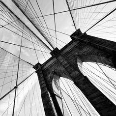Brooklyn Bridge. NYC.