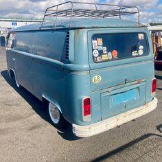 late bay panel bus Combi Vw, Bay Window, Van, Design, Vans, Vans Outfit