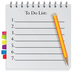 Another great strategy to use for work-life balance is a to-do list. As I go through my day, I feel balanced and structured as I follow a list of things I know I need to get done in the day. Then when they are all done I have extra time to relax or play.