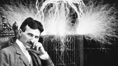 Nikola Tesla was one of the world's greatest inventors ever and yet a lot of people don't know a lot about him. Without Tesla, we would not have the electricity that powers our houses as he invented alternating current Michael Faraday, Nikola Tesla Death, Tesla Free Energy, Nicola Tesla, Important Inventions, Portal, Flat Earth, Wtf Fun Facts, Inventions