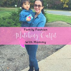 A collection of matching outfits mommy, daughter and/or son for outfit ideas and style inspiration for any occasion and any season - sprint, summer, winter, fall  womens fashion, kids fashion